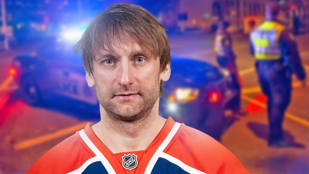 Сел пьяным за руль, превысил скорость и загремел в тюрьму. Громкий скандал с российским вратарем Хабибулиным в США