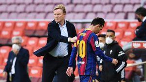 Куман: «У этого состава «Барселоны» нет того уровня, который мы хотели бы видеть в клубе»