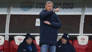 «Ротор» объявил об уходе Хацкевича с поста главного тренера