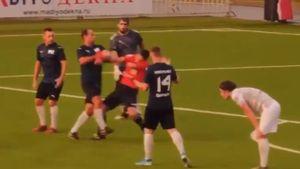 Селюк: «Широков пожизненно отлучил себя от футбола, ударив судью по лицу»