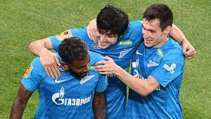 «Зенит» и «Краснодар» снова выдали огненный матч. Это противостояние— лучшее, что есть в нашем футболе