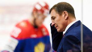 Новая революция вроссийском хоккее. Брагин стал тренером первой сборной, оставшись в«молодежке»