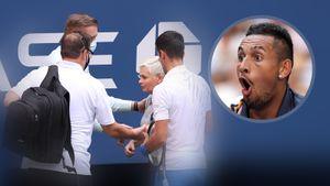 «На сколько лет меня бы дисквалифицировали? 5, 10, 20?» Кирьос отреагировал на снятие Джоковича с US Open