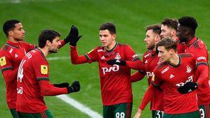 «Локомотив» раскатал «Рубин» благодаря удалению и пенальти. И поднялся на пятое место