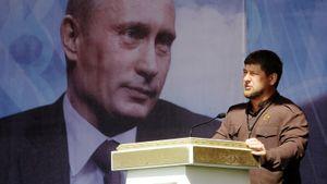 Кудряшов: «Путин и Кадыров — два сильных лидера, от них исходит мощная энергия»