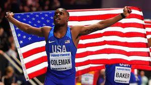 Американский легкоатлет Коулман пропустил 3 допинг-теста загод. Ноего недисквалифицировали