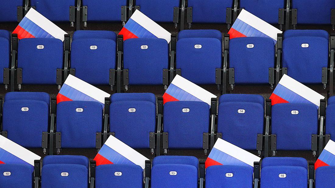 В Латвии проблемы с аренами и запрет на болельщиков. Чемпионат мира с пустыми трибунами  фарс, его нужно отменить
