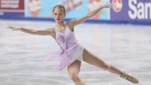 Эксперты оценили шансы Трусовой выиграть чемпионат мира. В короткой программе россиянка заняла 12 место