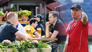 «Москва похожа на любой мегаполис мира — много людей и все пьют пиво». Джонс о России, Кубке мира и новой сборной