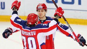 Лучшую связку КХЛ разрушил загул вовремя финала. Теперь Шалунов иШумаков страдают друг без друга