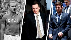 Футбольные уголовники: как судили и наказывали игроков и тренеров