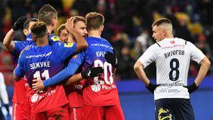 ЦСКА пропустил невероятно стильный гол, но все равно догнал «Зенит». Топ-преображение команды с «Крыльями»: видео