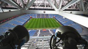 В Петербурге проходит 25 обысков из-за мошенничества при строительстве стадиона «Зенита»