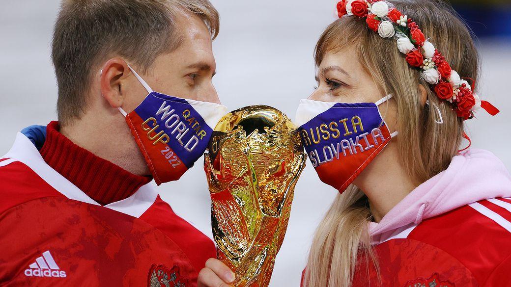 У сборной России стало еще меньше шансов попасть на чемпионат мира2022 напрямую. Наши расклады в борьбе за Катар