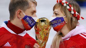 У сборной России стало еще меньше шансов попасть на чемпионат мира—2022 напрямую. Наши расклады в борьбе за Катар