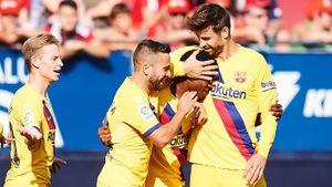 За«Барселону» зажигает 16-летний талант. Онуже забил дебютный гол запервую команду