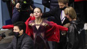 Бестемьянова — о 4-м месте Трусовой: «Не надо говорить, что переход к Плющенко был ошибкой!»