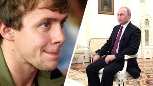 Быков заступился за Панарина после резкого интервью о Путине и России: «Горжусь, что он мой земляк»