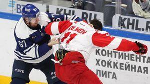 Знарок слил все четыре московских дерби в сезоне. Теперь Крикунов добил его на буллитах