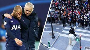 Фанаты неиспугались коронавируса иокружили стадион «Валенсии», который закрыли для зрителей. Фото Лиги чемпионов