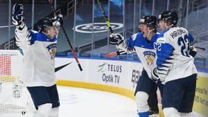 Крепкая команда без звезд, но с характером. У России и Финляндии много общего, поэтому они сыграют за бронзу на МЧМ