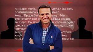 «Авангард» показал пародию на якобы перехваченные Белоруссией переговоры Берлина и Варшавы по отравлению Навального