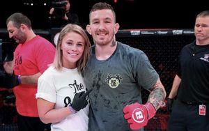 Красавица из UFC накормила мужа с ноги и записала это на видео: «Я знаю, что мы очень странные»