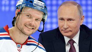 «Путин — приятный в общении, Овечкин и Малкин — простые ребята». Интервью трехкратного чемпиона мира Калинина