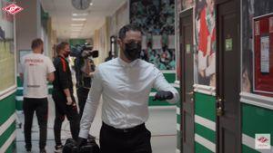 «Никогда не забуду». Ребров рассказал, как Тедеско мотивировал «Спартак» в перерыве при 0:2 в Грозном