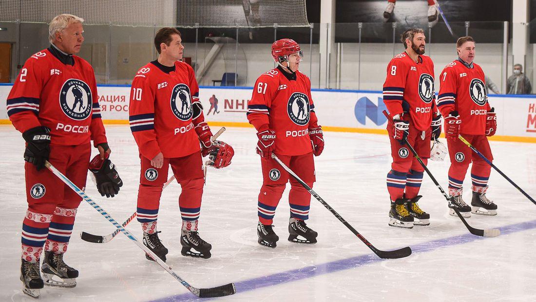 Владимир Потанин: Если Александр Овечкин вернется в КХЛ, от этого выиграет весь наш хоккей