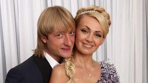Яна Рудковская рассказала, как познакомилась с Евгением Плющенко