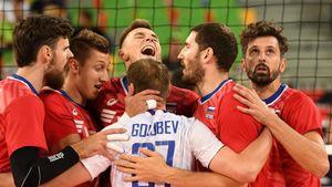 Россия издевательски победила Грецию на ЧЕ по волейболу. Команда Саммелвуо уже в четвертьфинале