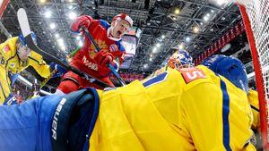 Россия иШвеция повеселят москвичей кучей шайб. Прогноз напервый матч Кубка Первого канала