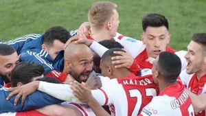 «Аякс» обыграл «Витесс» и в 20-й раз стал обладателем Кубка Нидерландов