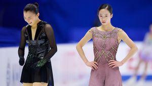 Гран-при Японии по фигурке: тройные аксели и четверной Ямаситы, строгое судейство, провал корейской надежды Ен Ю