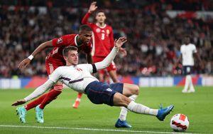 Англия на своем поле не смогла победить Венгрию в квалификации ЧМ