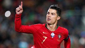 Криштиану — первый европеец, забивший 100 голов за сборную. Осталось настрелять 9, чтобы стать лучшим в истории