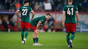«С «Баварией» я получал удовольствие, а вчера надо было терпеть». Рыбус — о матче с «Атлетико» и евровесне
