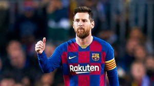 Месси установил новый рекорд Лиги чемпионов, превзойдя Роналду иРауля
