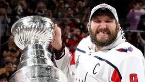 НХЛ анонсировала документальный фильм обОвечкине «Взгляд состороны»: видео