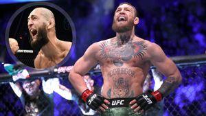 «В шутку сказал: «Конора нужно прятать». Чеченец Чимаев из Швеции — открытие 2020-го в UFC
