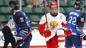 Россия в шаге от золота, которое не выигрывала 14 лет! Наши дожали финнов и готовы биться с Канадой в финале ЮЧМ