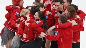 Команда Загитовой победила сборную Медведевой на Кубке Первого канала. Почему не могло быть иначе?