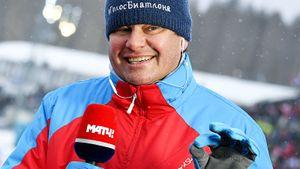 ИзДмитрия Губерниева получилсябы самый лучший пресс-атташе. Унего уже есть конкретный план