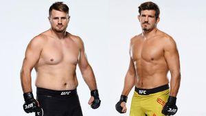 Русский тяж из Молдавии покоряет UFC. Прогноз на бой Александр Романов — Хуан Эспино
