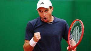 Карацев победил 1-ю ракетку мира Джоковича и вышел в финал турнира в Белграде