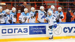 Американец мощно ворвался в российский хоккей. Он положил крутой голешник в первой же игре