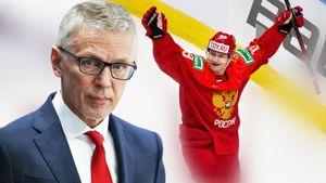 «Мы готовы отдать многое, чтобы он был рядом всю жизнь». Хоккеист Пономарев вступился за тренера Ларионова