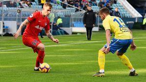 «Енисей» снова не выиграл домашний матч. На этот раз — в Сочи, у «Ростова» без Карпина