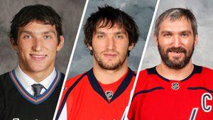 «Почему Овечкин всегда выглядит как после пьянки?». В Америке оценили, как изменилась русская звезда НХЛ за 16 лет